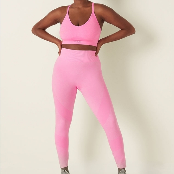 NWT Victoria's Secret PINK Active Seamless Tight